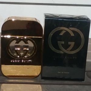 Brand New Gucci Gulty 2.5oz Never Opened